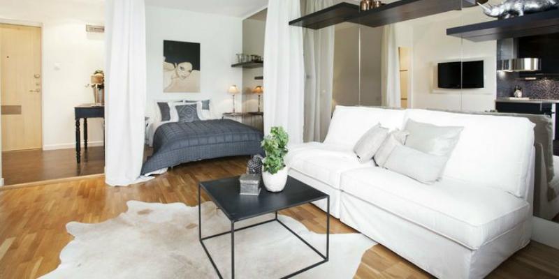 каким должен быть диван для квартиры студии ладья