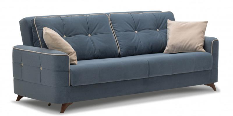 Ортопедический диван с наполнителем из ППУ