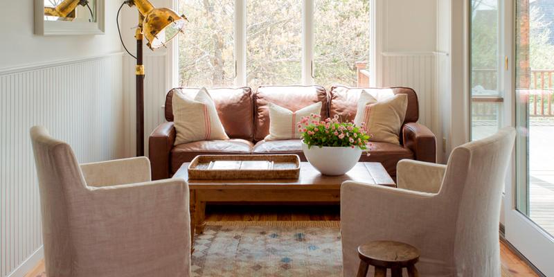 диван для маленькой гостиной ладья